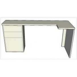 LSD-L Shape Desk